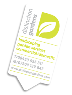 Distinction Gardens logo